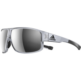 adidas Horizor Brille grey shiny chrome